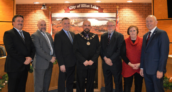 City of Elliot Lake Mayor and Council