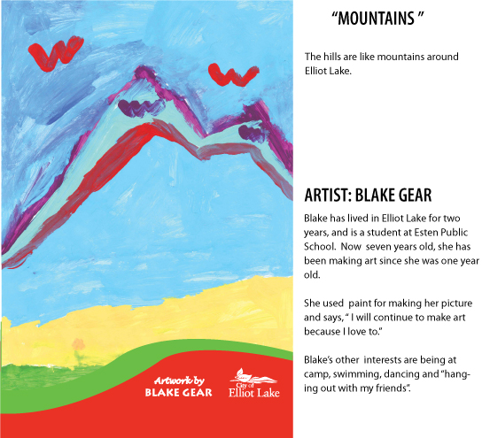 Blake Gear Mountains