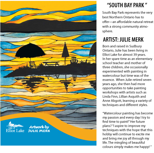 Julie Merk South Bay Park