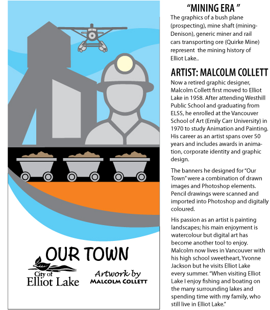 Malcolm Collett Mining Era
