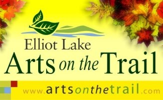 Arts on the Trail sign