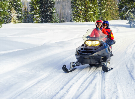 snowmobile picture